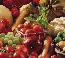 Czy kolor jedzenia wpływa na organizm? Jakie witaminy idą w parze z kolorami?