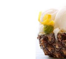 Jak zrobić sorbet ananasowy? Podajemy dobry przepis