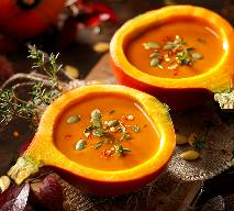 Zupa krem z dyni z marchewką: klasyczny przepis [WIDEO]