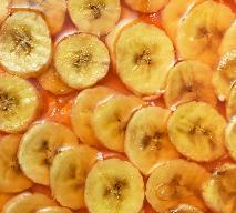 Ciasto bananowiec na zimno - przepis Ewy Wachowicz