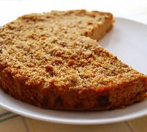 Ciasto marchewkowe: przepis