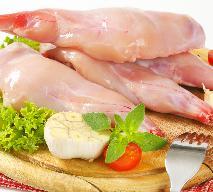 Comber z królika na melonowym carpaccio: przepis