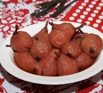 Gruszki w słodkim syropie na zimę - jak zrobić?