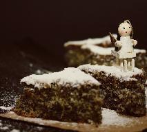 Makowiec bez ciasta, bezglutenowy