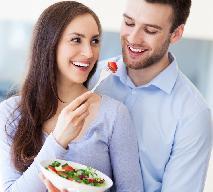 Zdrowe menu na Walentynki - jak zdrowo uczcić Dzień Zakochanych