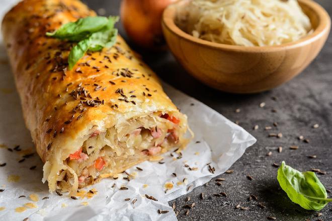 Kulebiak: łatwy przepis na wigilijnego kulebiaka