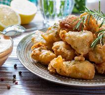 Fantastyczna ryba w cieście serowym - chrupiąca i pyszna