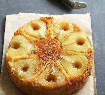 Ciasto gruszkowo-imbirowe - znakomity dodatek do herbaty