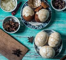 Marmurkowe jajka herbaciano-korzenne - egzotyczna ciekawostka na świateczny stół