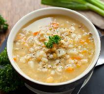 Krupnik z fasolą: oszczędna i pożywna zupa warzywna