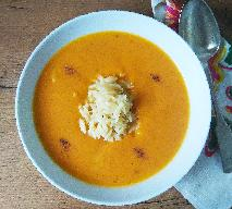 Zupa dyniowa po staropolsku: słodka zupa z dyni według rodzinnego przepisu
