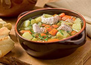 Dietetyczna zupa z indyka - odchudzanie po świętach