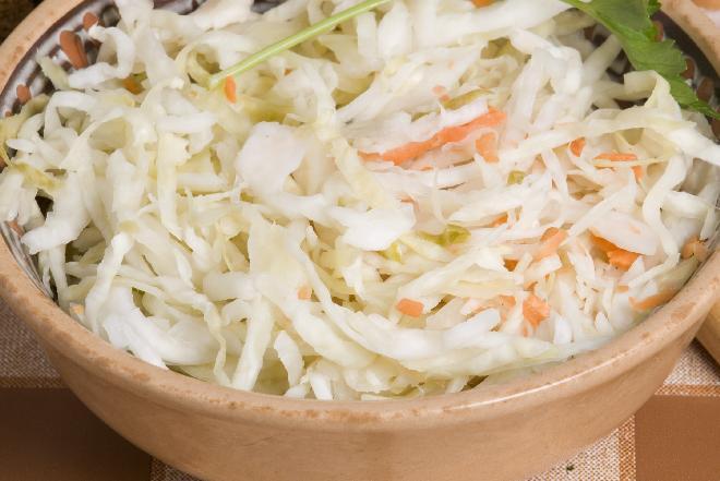 Coleslaw - najpopularniejsza surówka świata
