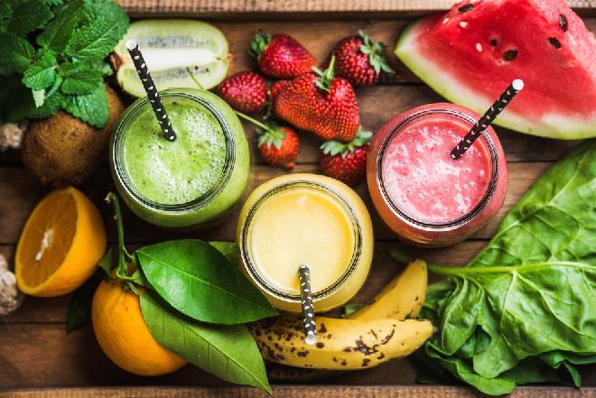 Koktajle - 20 pomysłów na pyszne i zdrowe smoothies