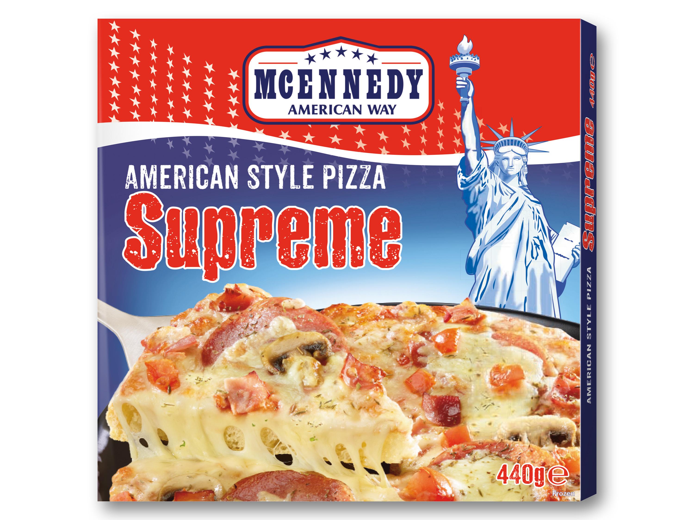 Pizza marki własnej MCENEDDY